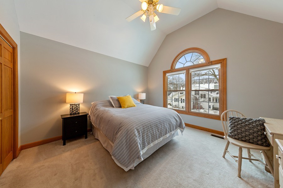 Real Estate Photography - 425 E. Oak Avenue, Wheaton, IL, 60187 - Bedroom 2
