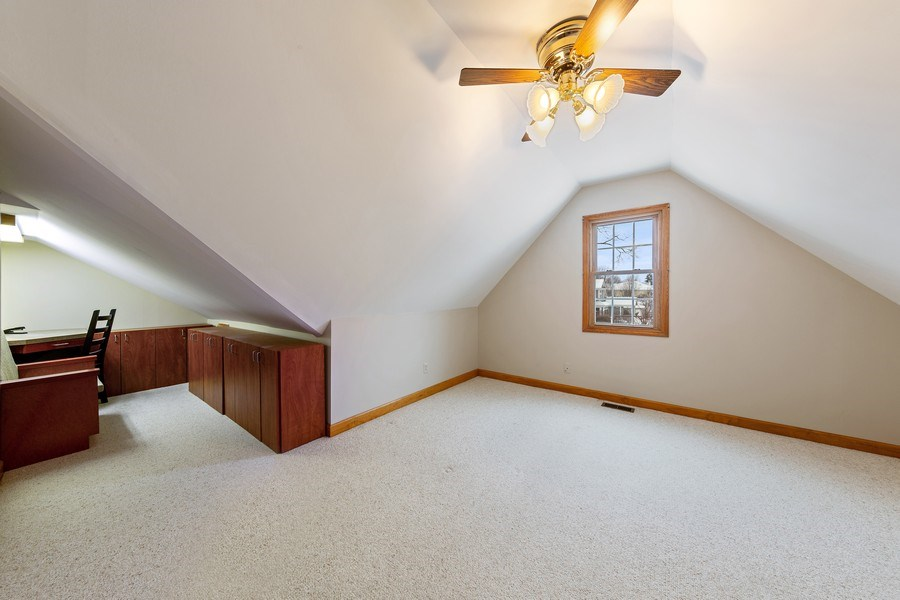 Real Estate Photography - 425 E. Oak Avenue, Wheaton, IL, 60187 - 2nd Floor Office