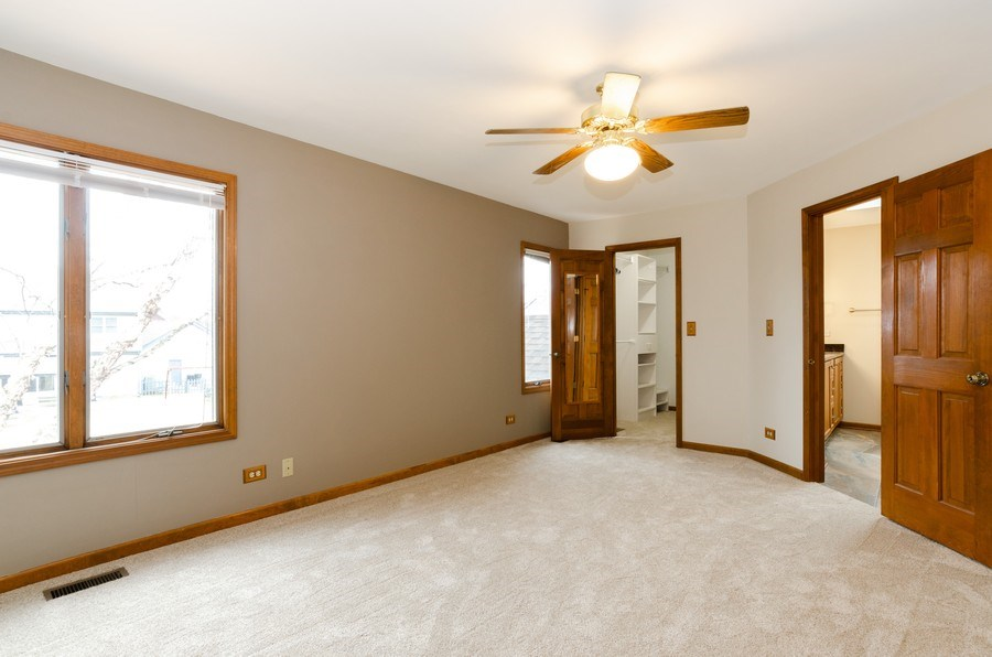 Real Estate Photography - 936 Pember Circle, West Dundee, IL, 60118 - Master Bedroom