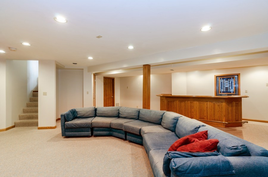 Real Estate Photography - 936 Pember Circle, West Dundee, IL, 60118 - Basement