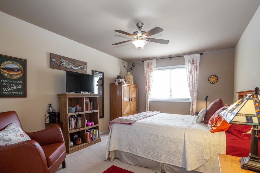 Real Estate Photography - 218 W. Wimbolton Drive, Mount Prospect, IL, 60056 - Second Bedroom