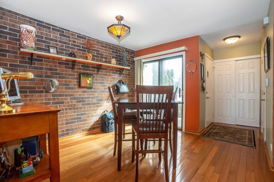 Real Estate Photography - 218 W. Wimbolton Drive, Mount Prospect, IL, 60056 - Breakfast Nook