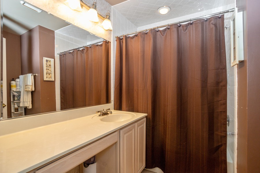 Real Estate Photography - 218 W. Wimbolton Drive, Mount Prospect, IL, 60056 - Bathroom