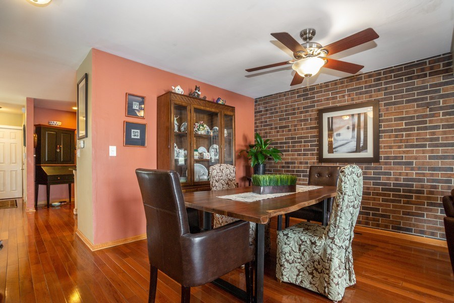 Real Estate Photography - 218 W. Wimbolton Drive, Mount Prospect, IL, 60056 - Dining Room