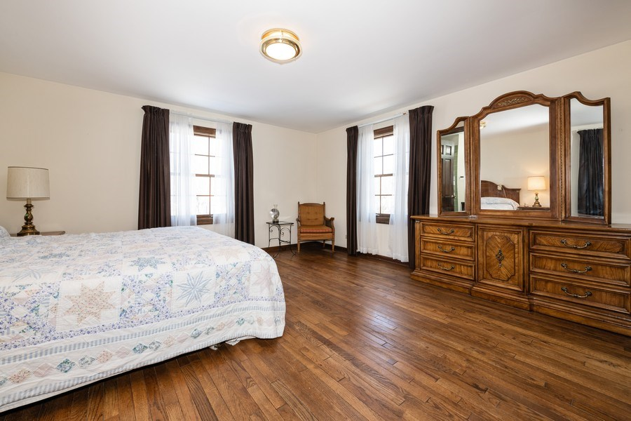 Real Estate Photography - 924 IROQUOIS Avenue, Naperville, IL, 60563 - Master Bedroom