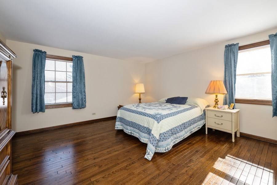 Real Estate Photography - 924 IROQUOIS Avenue, Naperville, IL, 60563 - 3rd Bedroom