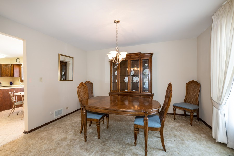 Real Estate Photography - 924 IROQUOIS Avenue, Naperville, IL, 60563 - Dining Room