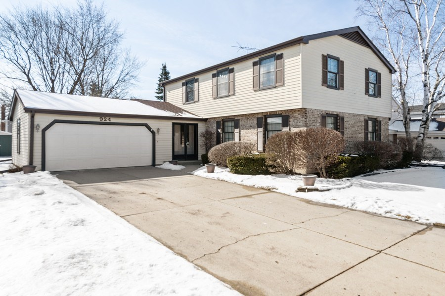 Real Estate Photography - 924 IROQUOIS Avenue, Naperville, IL, 60563 - Front View