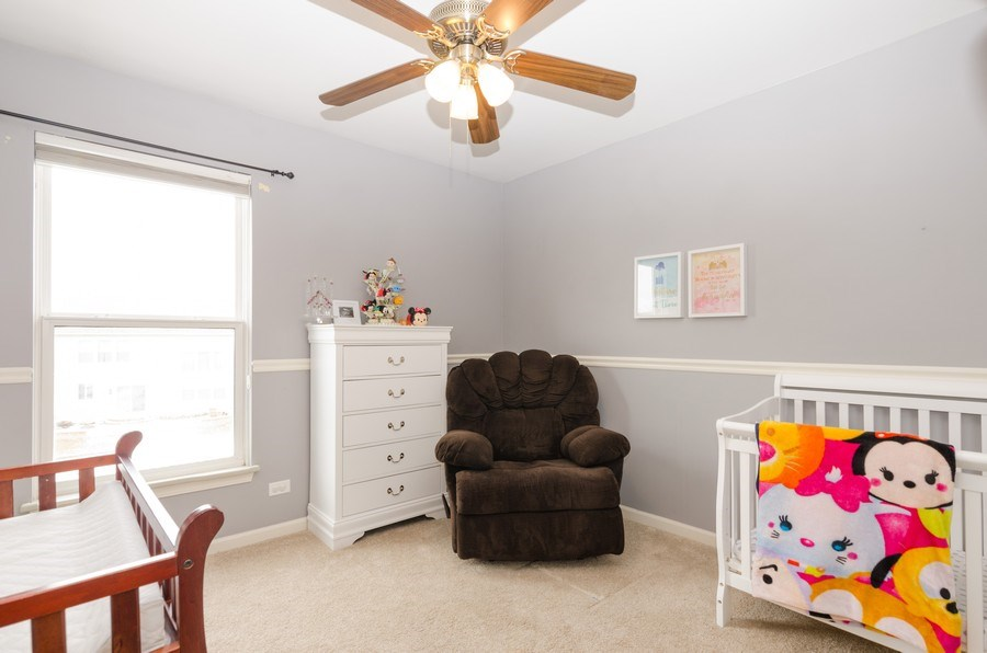Real Estate Photography - 4700 WHITEHALL Court, Algonquin, IL, 60102 - Bedroom