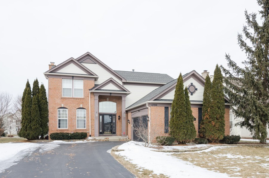 Real Estate Photography - 4700 WHITEHALL Court, Algonquin, IL, 60102 - Front View