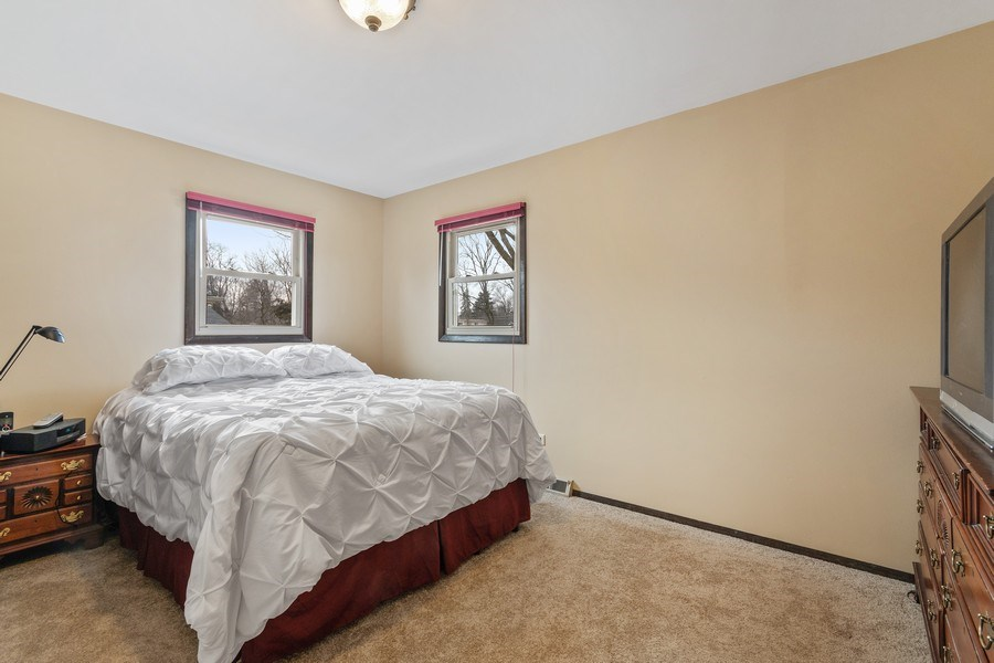 Real Estate Photography - 1N526 Goodrich Avenue, Glen Ellyn, IL, 60137 - Master Bedroom