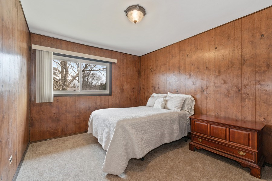Real Estate Photography - 1N526 Goodrich Avenue, Glen Ellyn, IL, 60137 - 3rd Bedroom