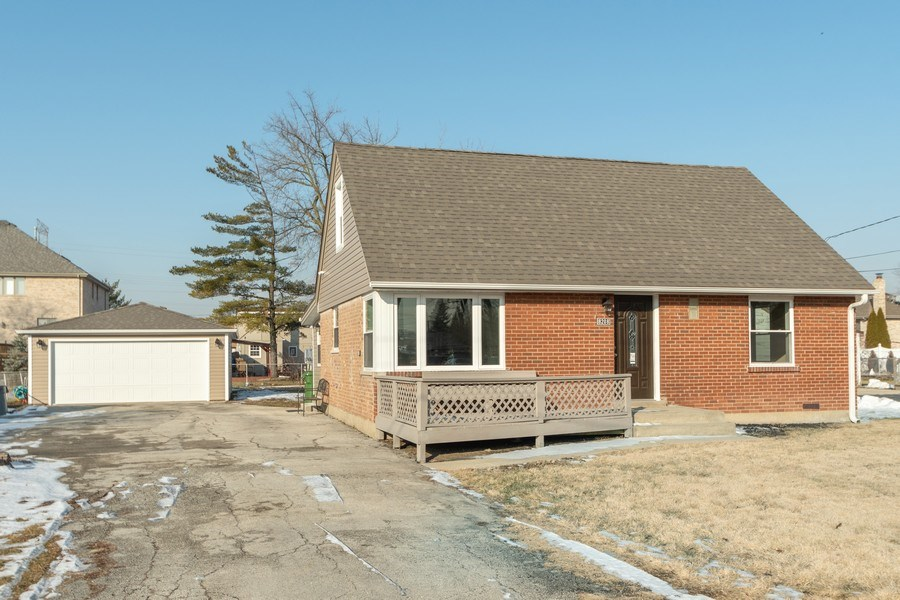 Real Estate Photography - 8208 Rutherford Avenue, Burbank, IL, 60459 - Front View