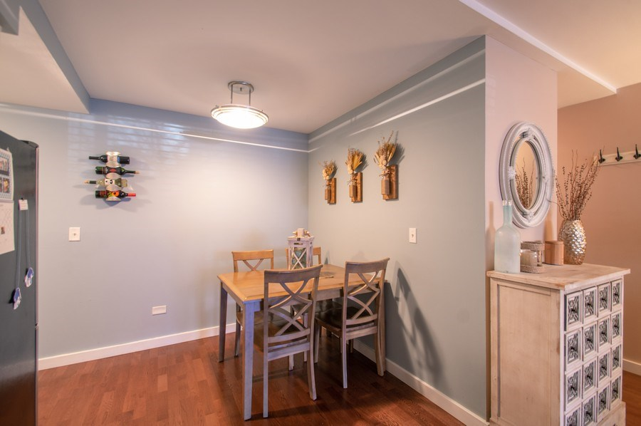 Real Estate Photography - 515 W. Wrightwood Avenue, Unit 105, Chicago, IL, 60614 - Dining Area