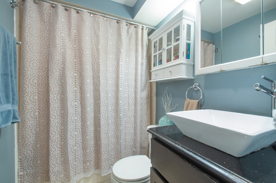 Real Estate Photography - 515 W. Wrightwood Avenue, Unit 105, Chicago, IL, 60614 - Bathroom