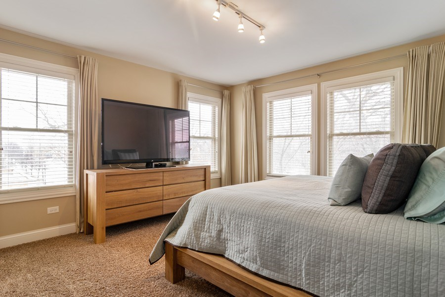 Real Estate Photography - 54 S. Greeley Street, Palatine, IL, 60067 - Master Bedroom