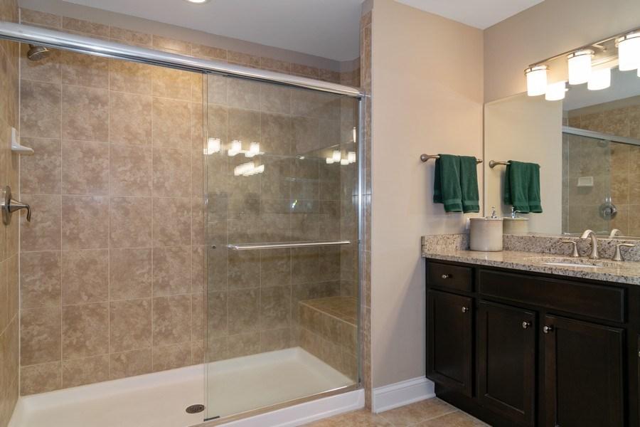 Real Estate Photography - 54 S. Greeley Street, Palatine, IL, 60067 - Master Bathroom