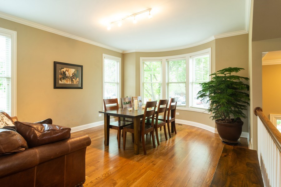 Real Estate Photography - 54 S. Greeley Street, Palatine, IL, 60067 - Dining Room