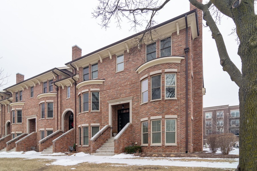 Real Estate Photography - 54 S. Greeley Street, Palatine, IL, 60067 - Front View