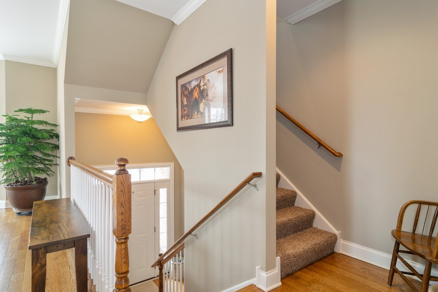 Real Estate Photography - 54 S. Greeley Street, Palatine, IL, 60067 - Staircase