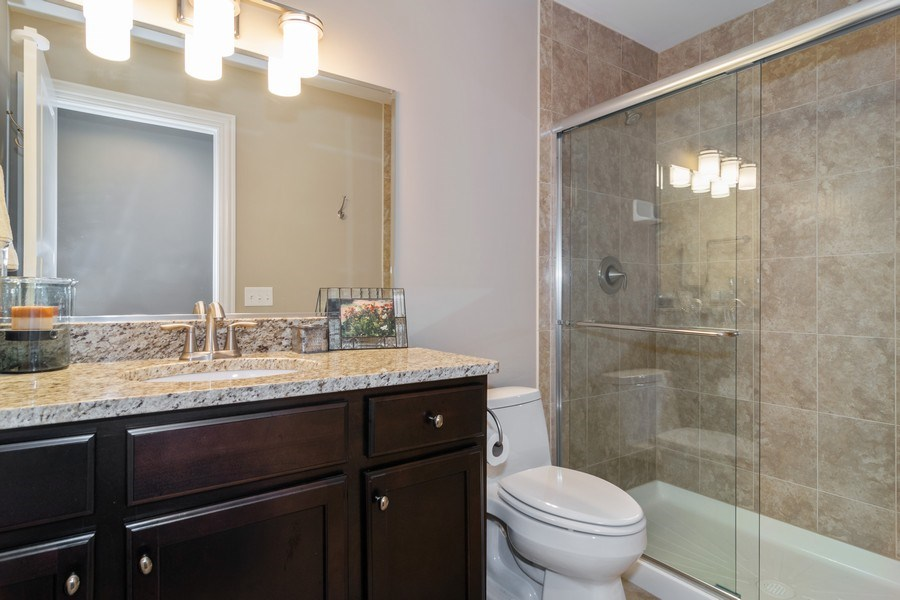 Real Estate Photography - 54 S. Greeley Street, Palatine, IL, 60067 - Bathroom