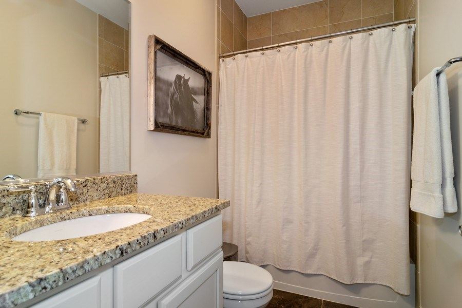 Real Estate Photography - 54 S. Greeley Street, Palatine, IL, 60067 - 2nd Bathroom