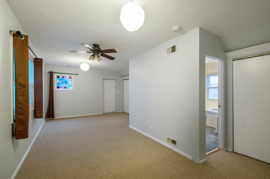 Real Estate Photography - 2347 W. Medill Avenue, Chicago, IL, 60647 - Master Bedroom
