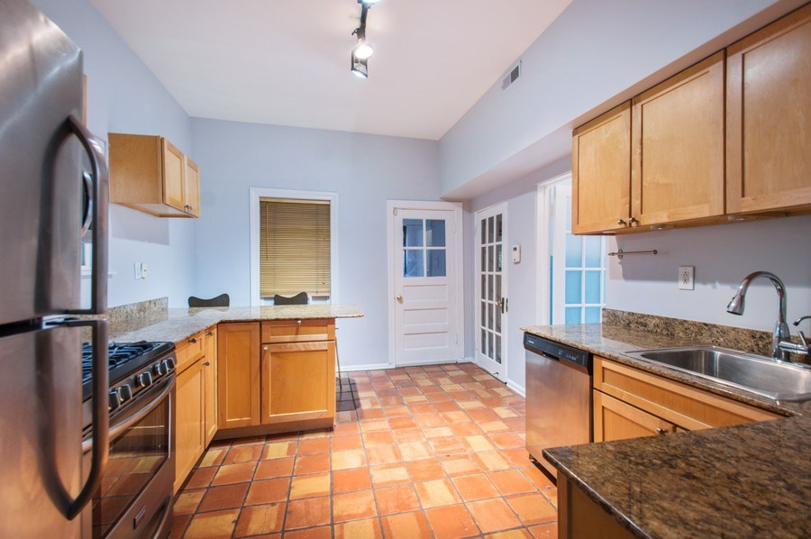 Real Estate Photography - 2347 W. Medill Avenue, Chicago, IL, 60647 - Kitchen