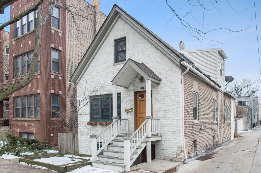 Real Estate Photography - 2347 W. Medill Avenue, Chicago, IL, 60647 - Front View