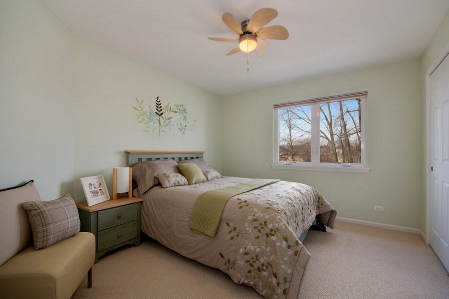 Real Estate Photography - 2152 COUNTRY LAKES Drive, Naperville, IL, 60563 - 4th Bedroom