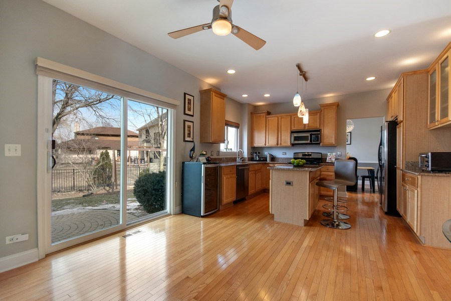 Real Estate Photography - 2152 COUNTRY LAKES Drive, Naperville, IL, 60563 - Kitchen