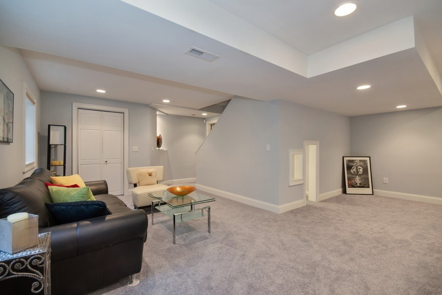 Real Estate Photography - 2152 COUNTRY LAKES Drive, Naperville, IL, 60563 - Basement