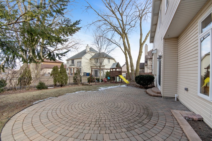 Real Estate Photography - 2152 COUNTRY LAKES Drive, Naperville, IL, 60563 - Back Yard
