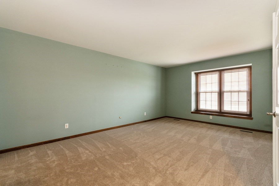 Real Estate Photography - 115 Dunham Place Commons, Unit 115, St. Charles, IL, 60174 - Master Bedroom