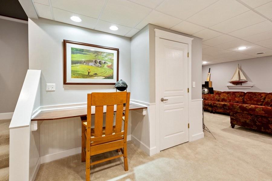 Real Estate Photography - 735 S. Grove Avenue, Barrington, IL, 60010 - Play / Recreational Room