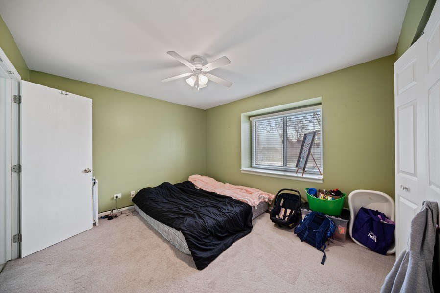 Real Estate Photography - 1115 Long Grove Drive, Aurora, IL, 60504 - Master Bedroom