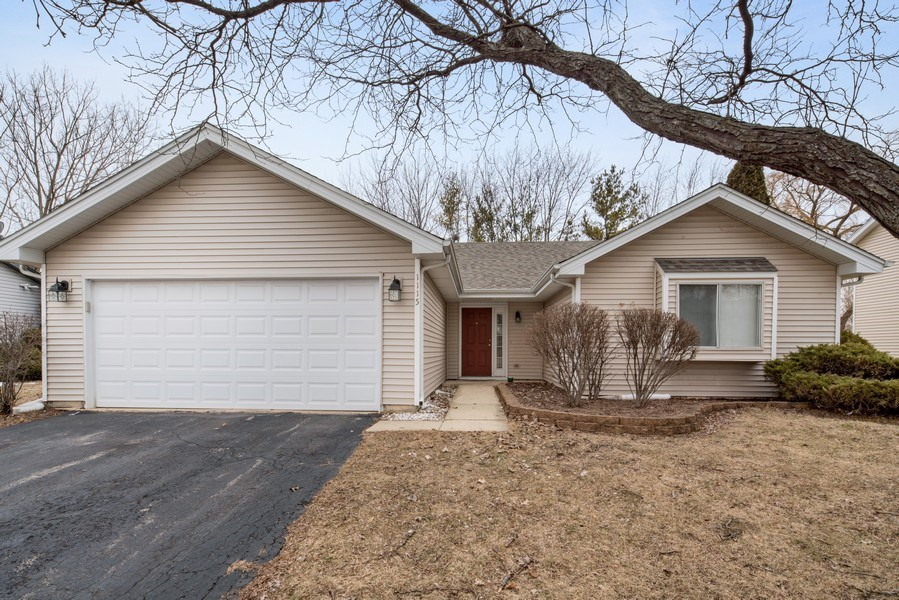 Real Estate Photography - 1115 Long Grove Drive, Aurora, IL, 60504 - Front View