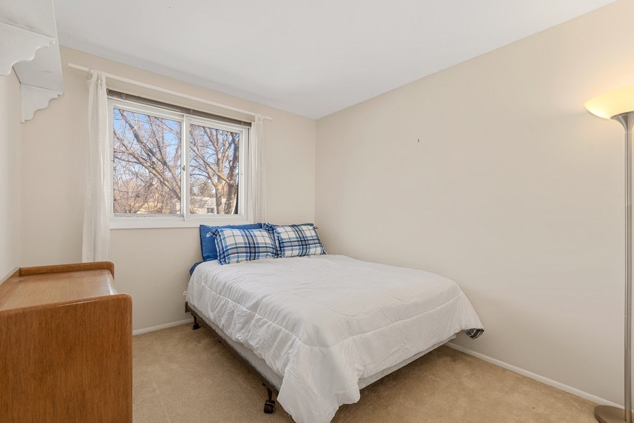 Real Estate Photography - 1178 Windsor Drive, Wheaton, IL, 60189 - 2nd Bedroom