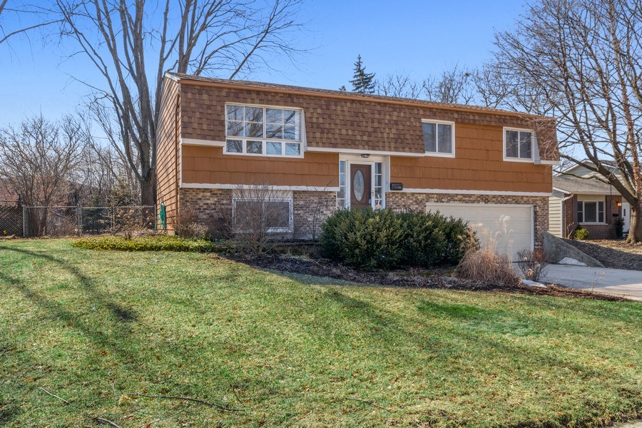 Real Estate Photography - 1178 Windsor Drive, Wheaton, IL, 60189 - Front View