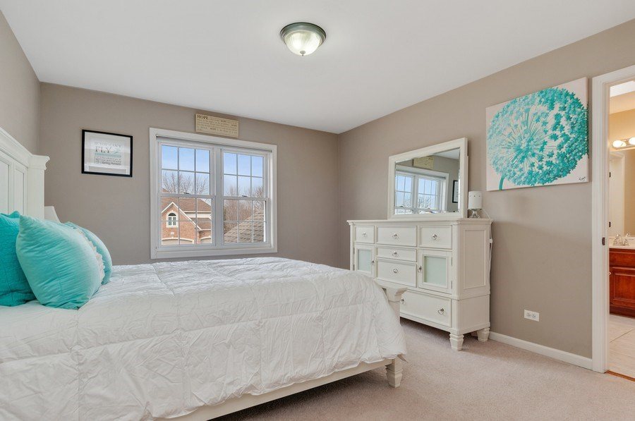 Real Estate Photography - 2608 FREELAND Circle, Naperville, IL, 60564 - 2nd Bedroom