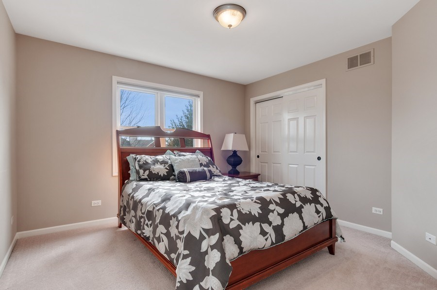 Real Estate Photography - 2608 FREELAND Circle, Naperville, IL, 60564 - 3rd Bedroom