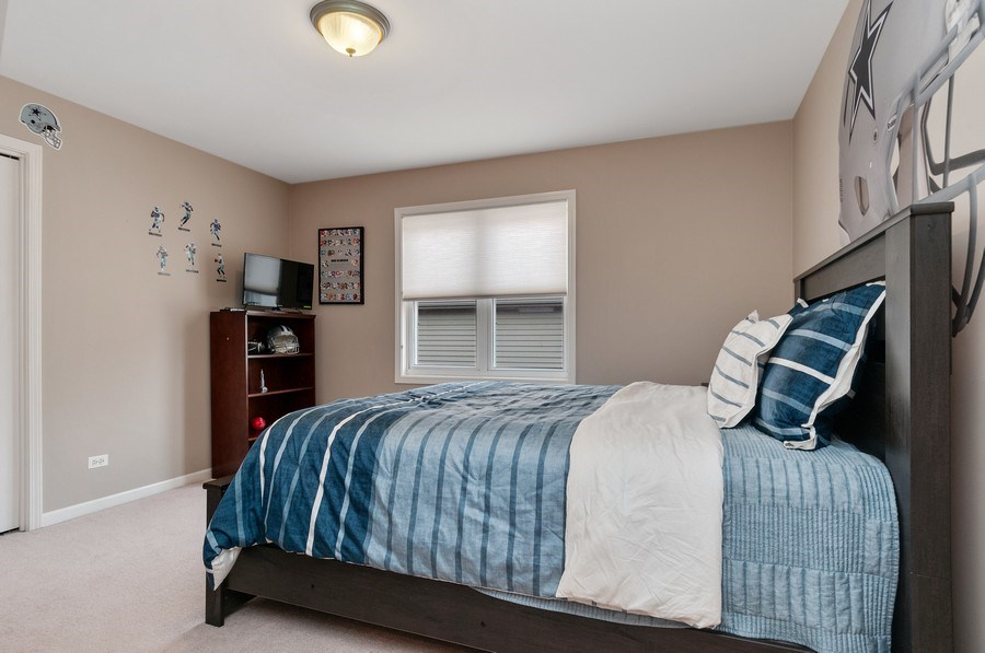 Real Estate Photography - 2608 FREELAND Circle, Naperville, IL, 60564 - 4th Bedroom