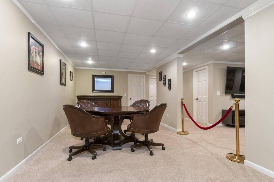 Real Estate Photography - 2608 FREELAND Circle, Naperville, IL, 60564 - Basement