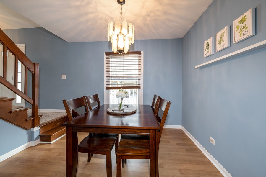 Real Estate Photography - 1424 Queensgreen Circle, Naperville, IL, 60563 - Dining Room
