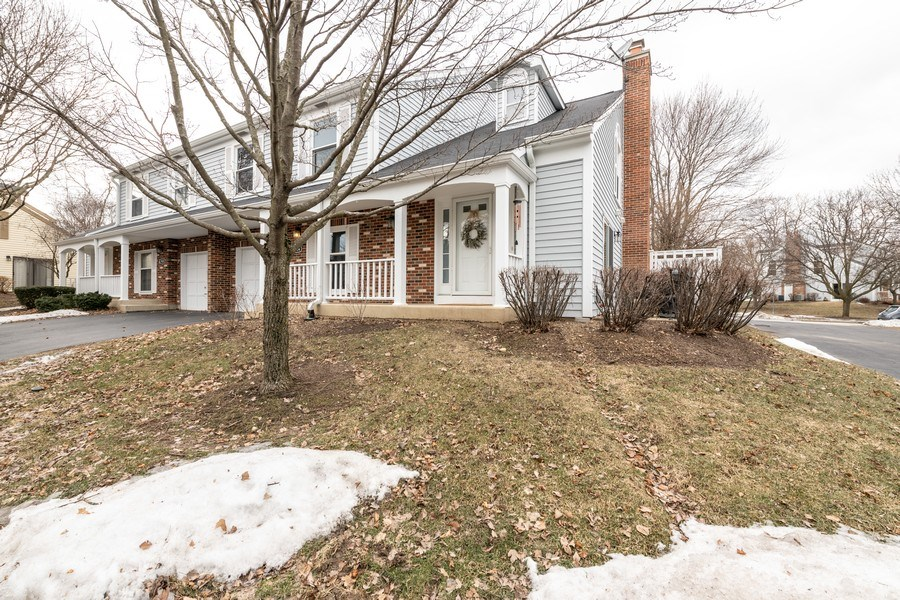 Real Estate Photography - 1424 Queensgreen Circle, Naperville, IL, 60563 - Front View