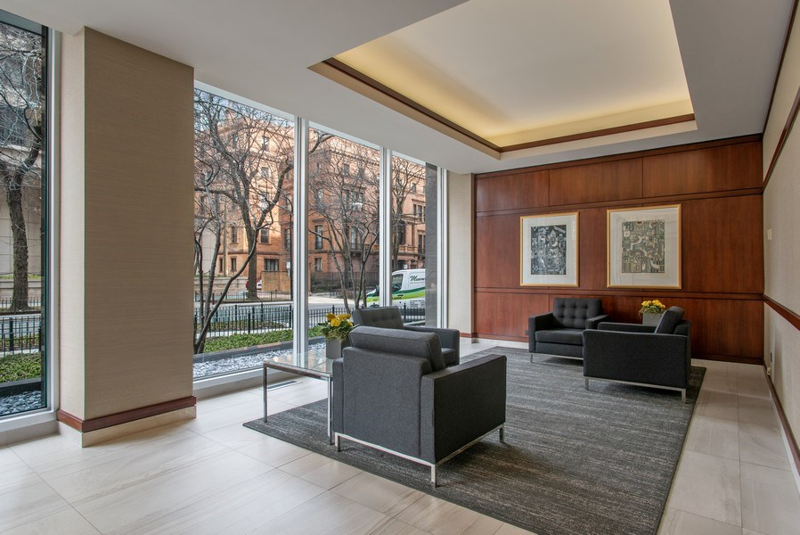 Real Estate Photography - 1445 N. STATE Parkway, Unit 603, Chicago, IL, 60610 - Lobby