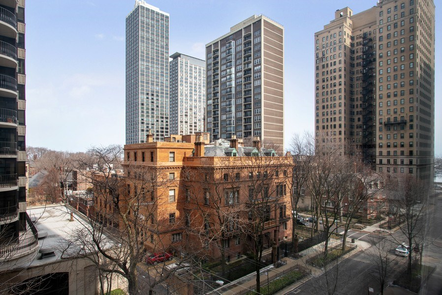 Real Estate Photography - 1445 N. STATE Parkway, Unit 603, Chicago, IL, 60610 - View