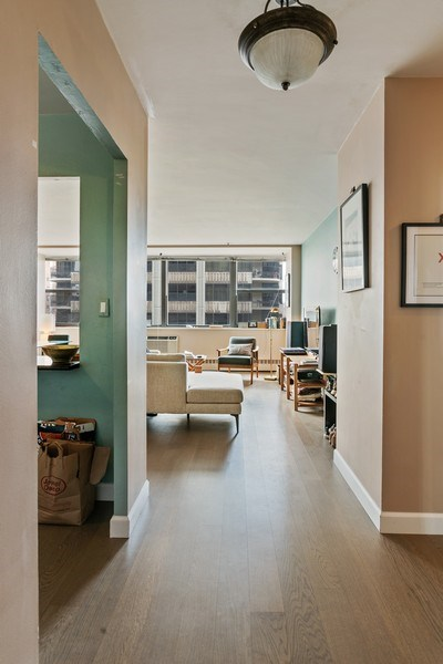 Real Estate Photography - 1445 N. STATE Parkway, Unit 603, Chicago, IL, 60610 - Foyer