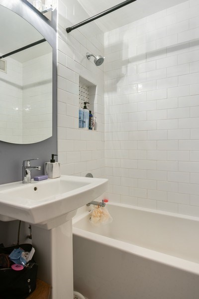 Real Estate Photography - 1445 N. STATE Parkway, Unit 603, Chicago, IL, 60610 - Bathroom