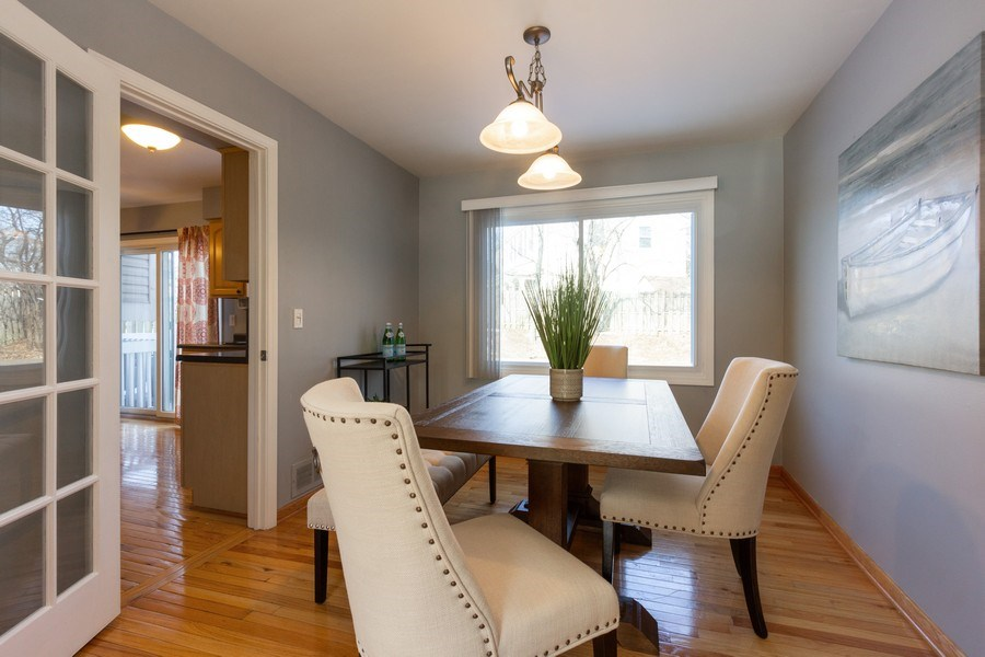 Real Estate Photography - 4 MONTEREY Drive, Vernon Hills, IL, 60061 - Dining Room